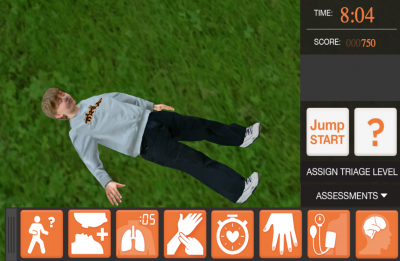 60 seconds to survival a disaster triage game inspire