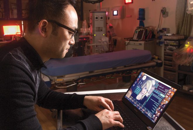 """Profile of Todd Chang- INSPIRE's """"Game Boy"""""""